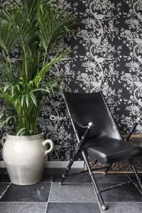 tapetai su augalais