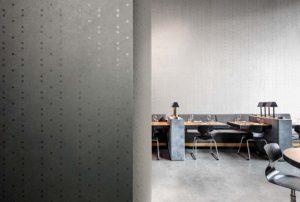 (LT) prabangi tekstile sienoms