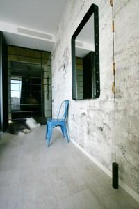 betonas interjere
