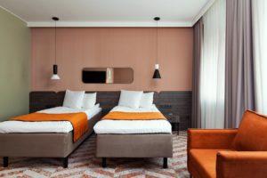 viešbučių apdailos medžiagos