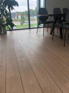 LVT grindų danga